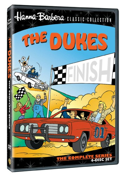 The Dukes Complete Animated Series