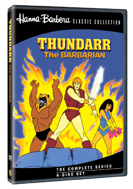 Thundarr The Complete Series