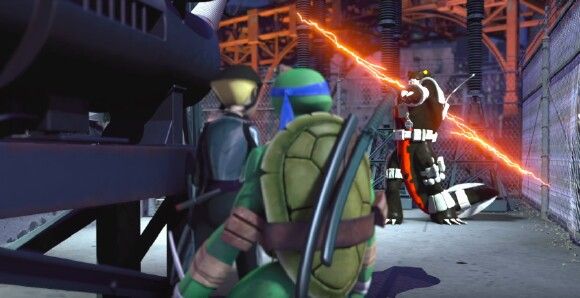 TMNT - The Final Chapters