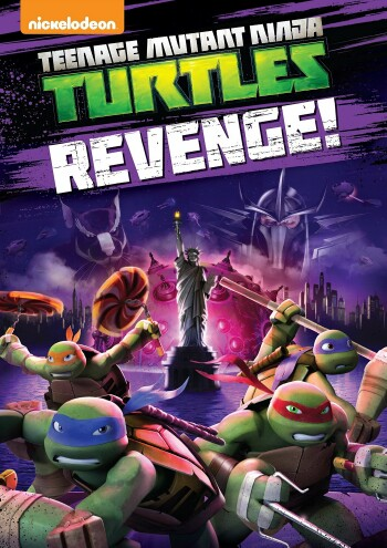Teenage Mutant Ninja Turtles: Revenge DVD Review | The Other