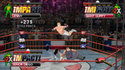 [PSP]TNA Impact Cross The Line[ISO] Tna1