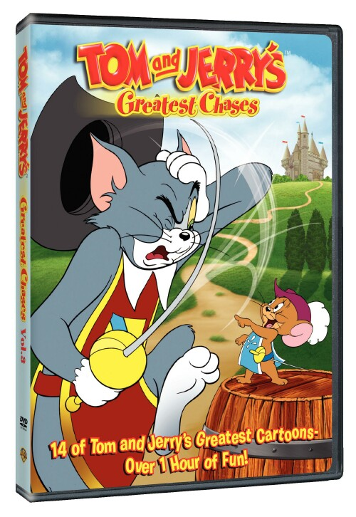 Tom and Jerry's Greatest Chases Volume Three
