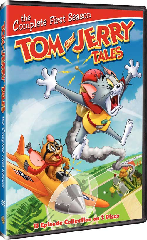 Tom and Jerry Tales Season 1