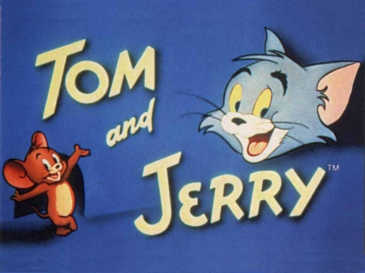 Tom and Jerry's Greatest Chases Volume Four