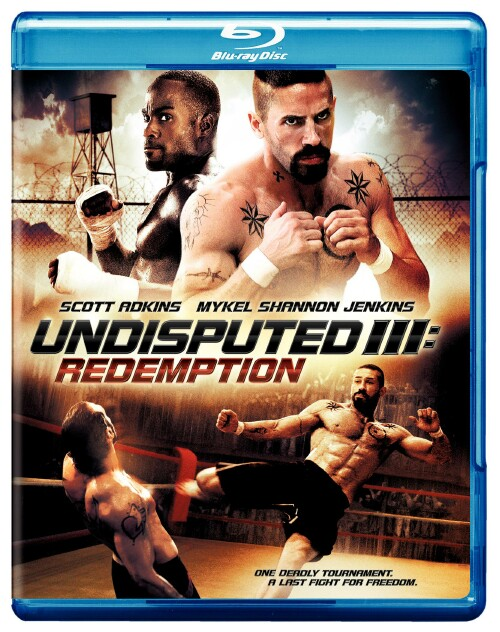 Undisputed III: Redemption Box
