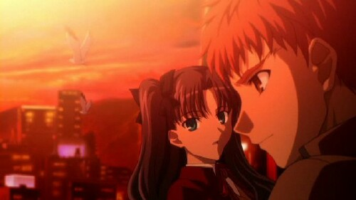 Fate/stay night: Unlimited Blade Works DVD