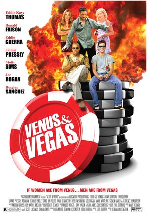 Venus and Vegas DVD