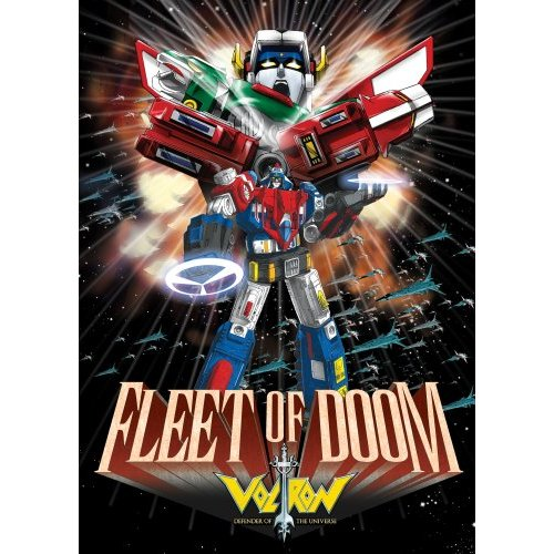 Voltron: Fleet of Doom