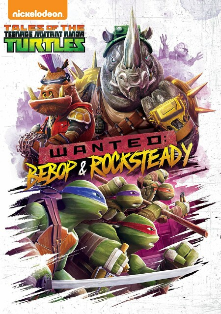 Wanted: Beebop & Rocksteady