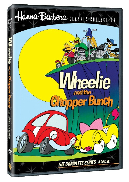 Wheelie and The Chopper Bunch DVD