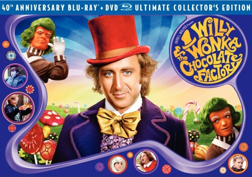 Willy Wonka & The Chocolate Factory 40th Anniversary Ultimate Collector's Edition