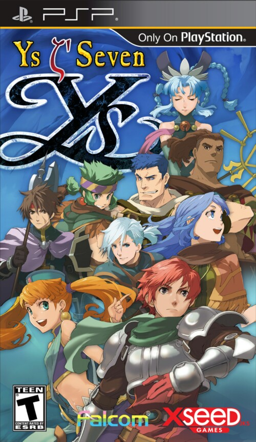Ys Seven Pictures